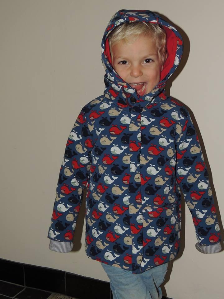 Winterjas Voor Een Lieve Deugniet