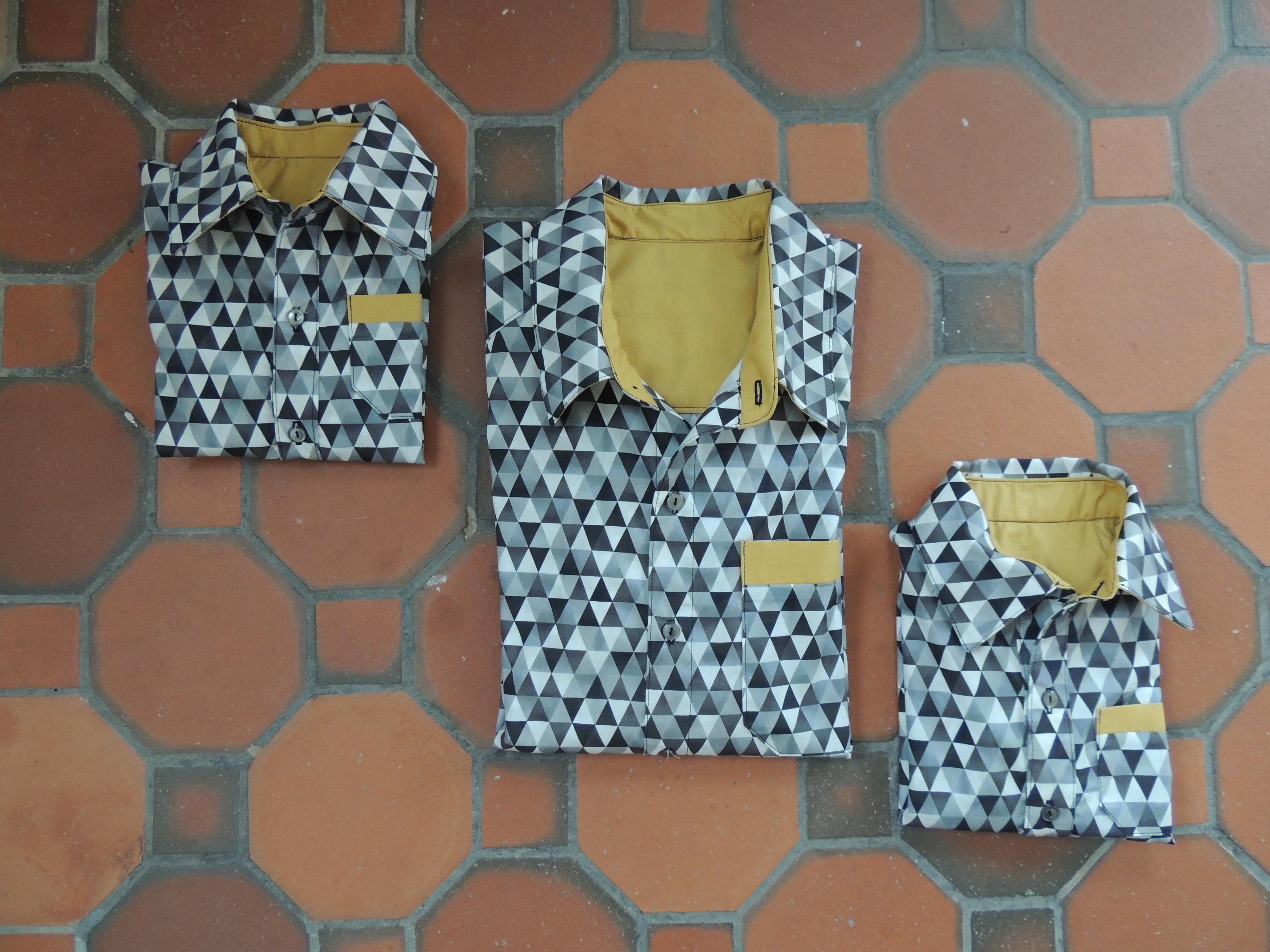 Hemden Voor Groot En Klein